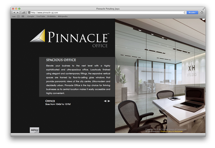 Pinnacle Petaling jaya